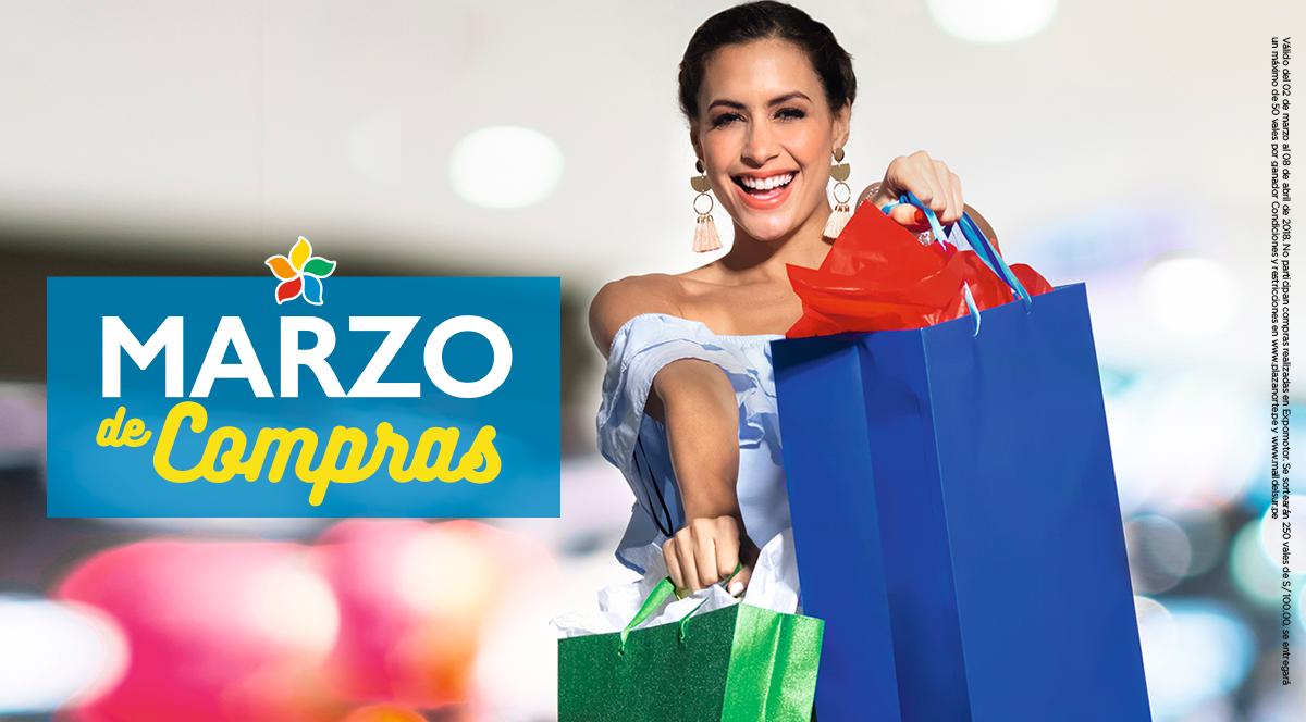 Marzo de compras - Plaza Norte