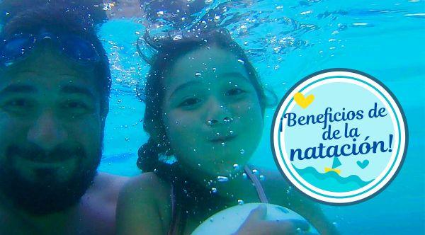 Grandes beneficios de la natación en los niños - Plaza Norte