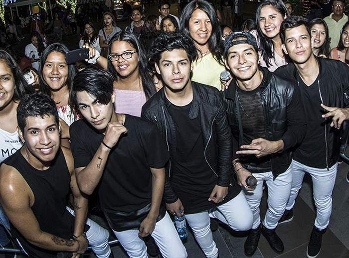 C5 la Banda - Música en vivo - Plaza Norte