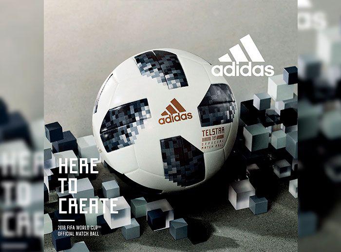 Exhibición de pelota del mundial con Adidas - Plaza Norte