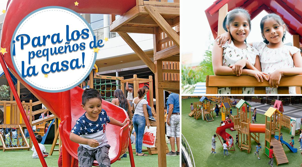 4 actividades divertidas para realizar con los niños los fines de - Plaza Norte