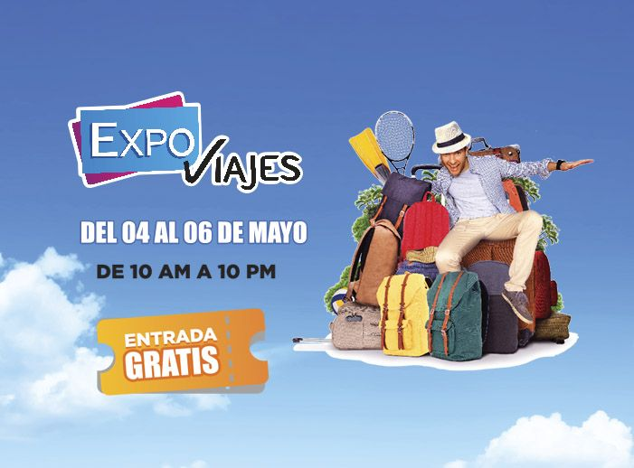 ¡GRAN FERIA EXPO VIAJES! - Plaza Norte