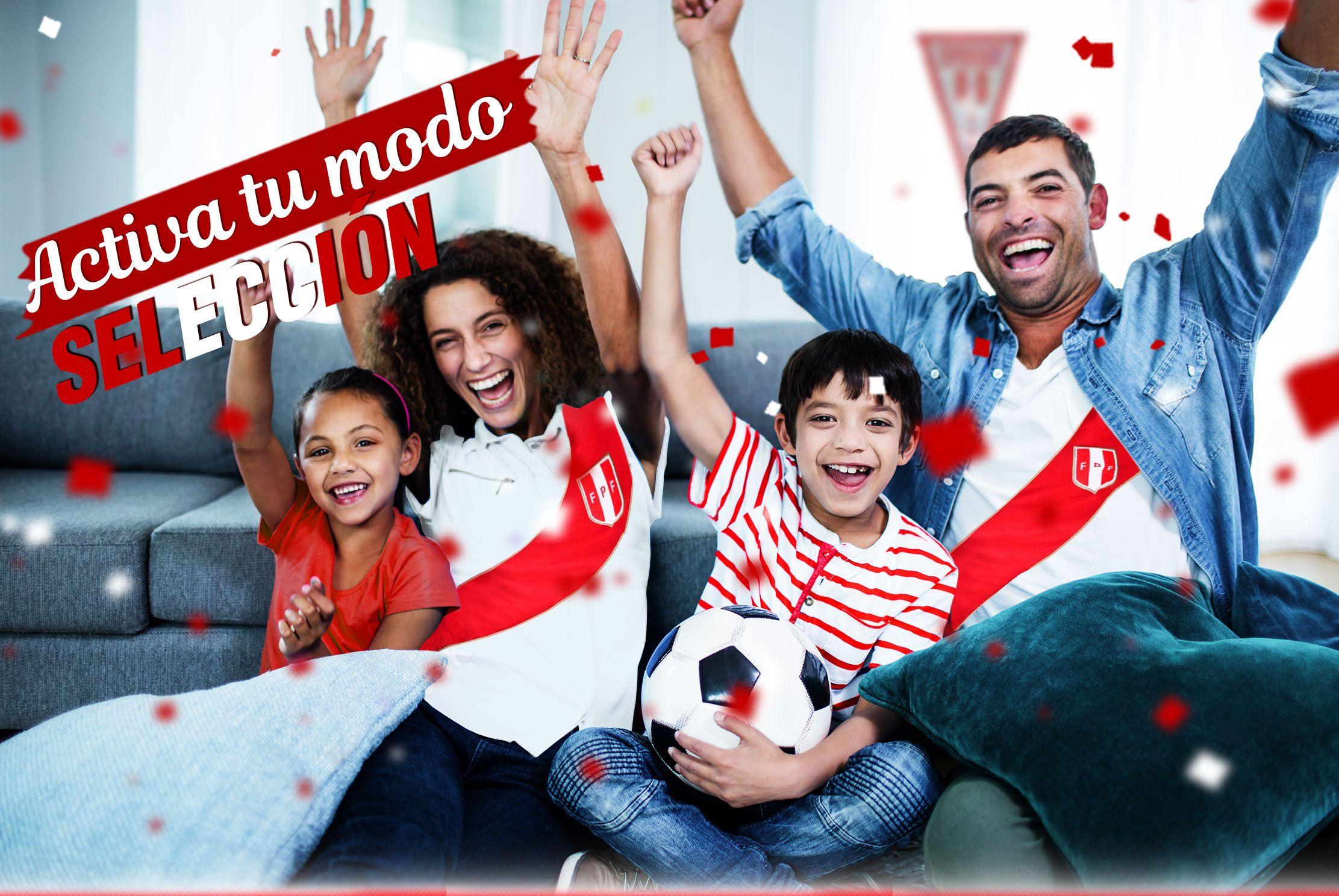 3 productos que debes tener en casa para alentar a Perú  - Plaza Norte
