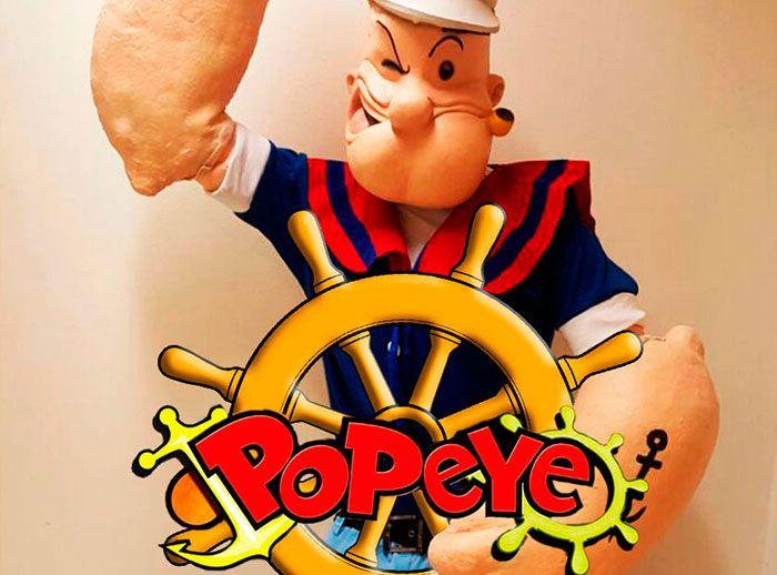 Conozcan a Popeye - Plaza Norte