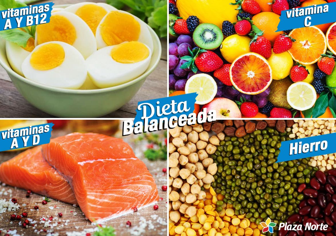 Descubre 5 alimentos nutritivos para compartir en familia - Plaza Norte