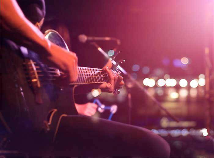 Música en vivo de Katty Arana - Plaza Norte