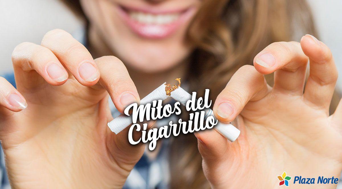 3 mitos que las chicas sostienen para no dejar de fumar - Plaza Norte