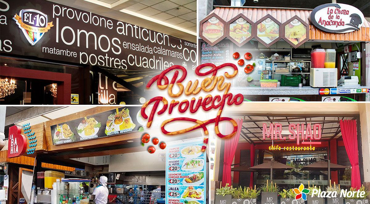 5 restaurantes imperdibles que te ofrece Plaza Norte - Plaza Norte