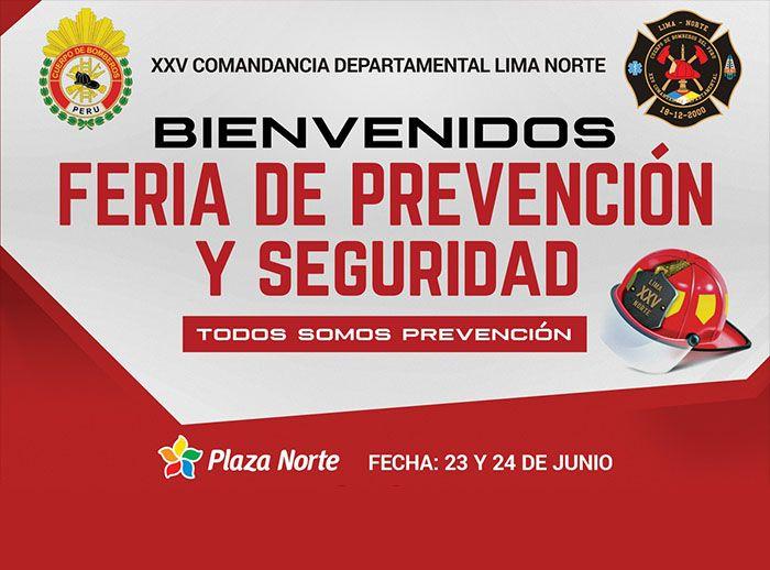 FERIA DE PREVENCIÓN Y SEGURIDAD  - Plaza Norte