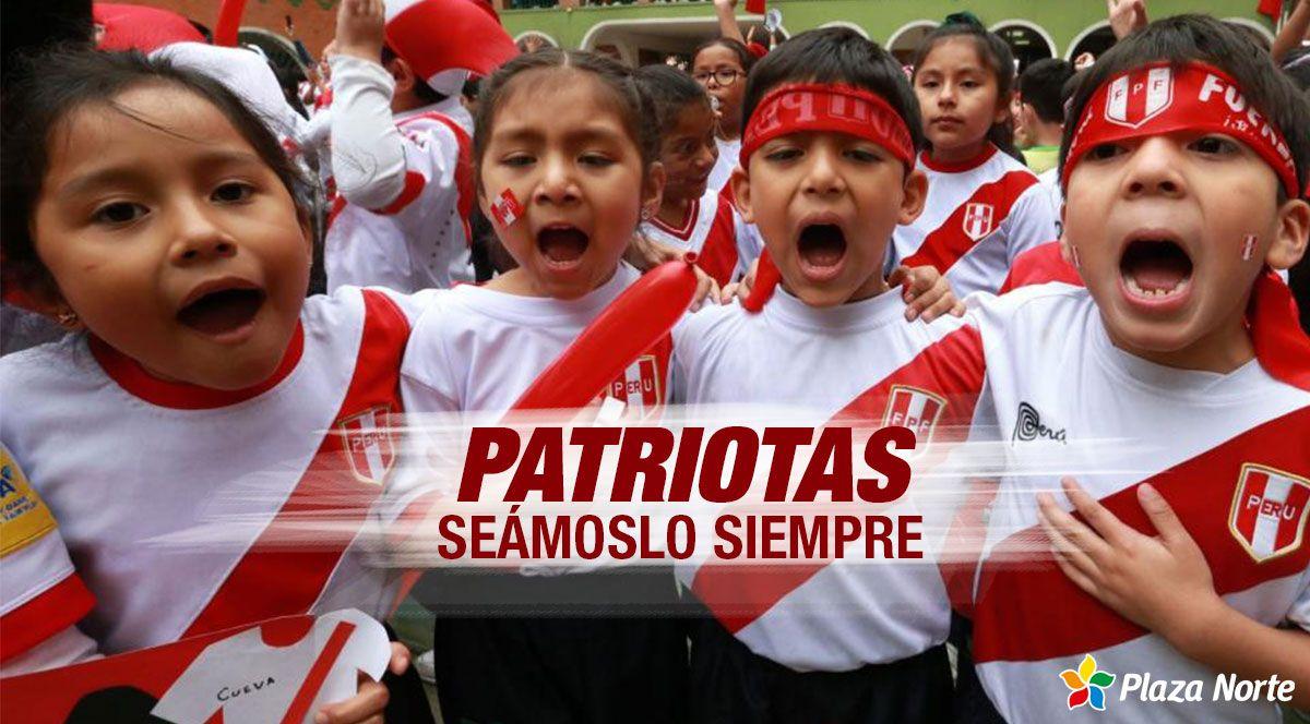 3 ideas para inculcar el patriotismo en nuestros hijos - Plaza Norte