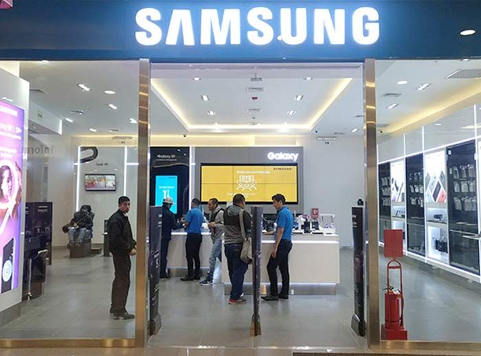 Samsung - Plaza Norte