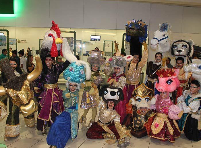 Big Band Animal de Mandragora - Plaza Norte