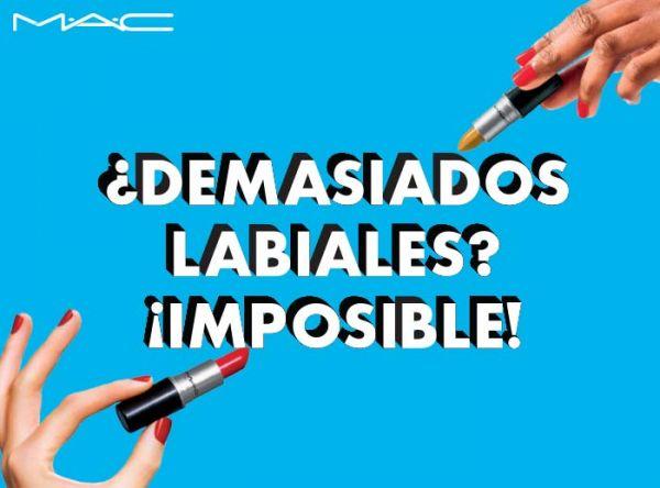 Demasiados labiales imposible  - Plaza Norte