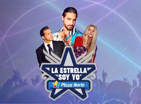 La estrella SOY YO - Plaza Norte
