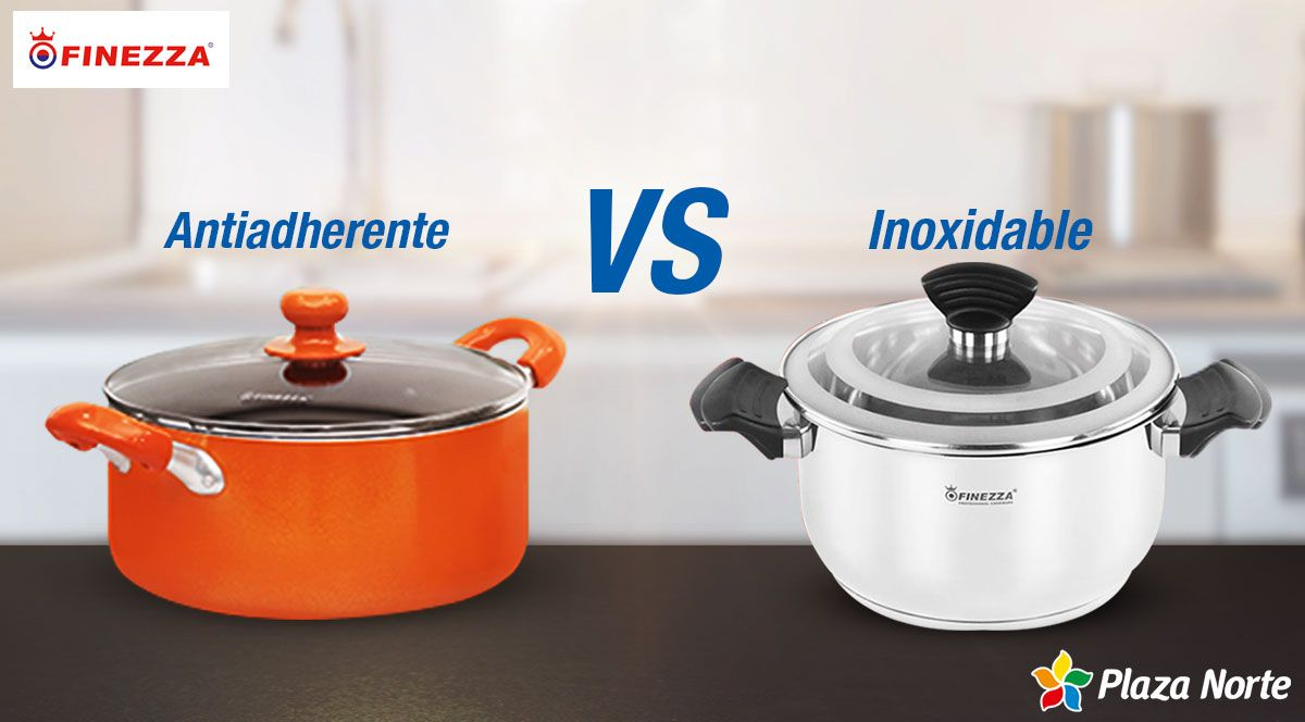 3 tipos de ollas que no pueden faltar en la cocina de tu hogar - Plaza Norte