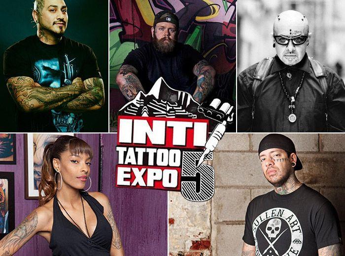 Expo- Inti Tatto  - Plaza Norte