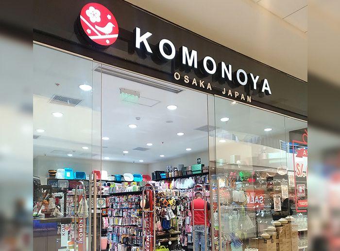 KOMONOYA - Plaza Norte