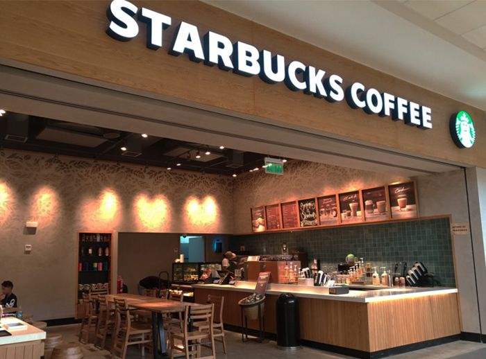 Starbucks  - Plaza Norte