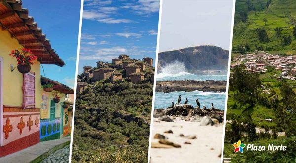 Cuatro destinos muy cerca a Lima para explorar y relajarte - Plaza Norte