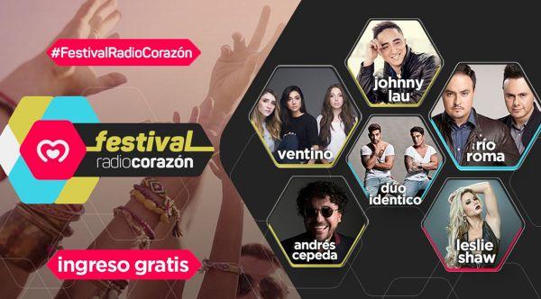 Festival Corazón  - Plaza Norte