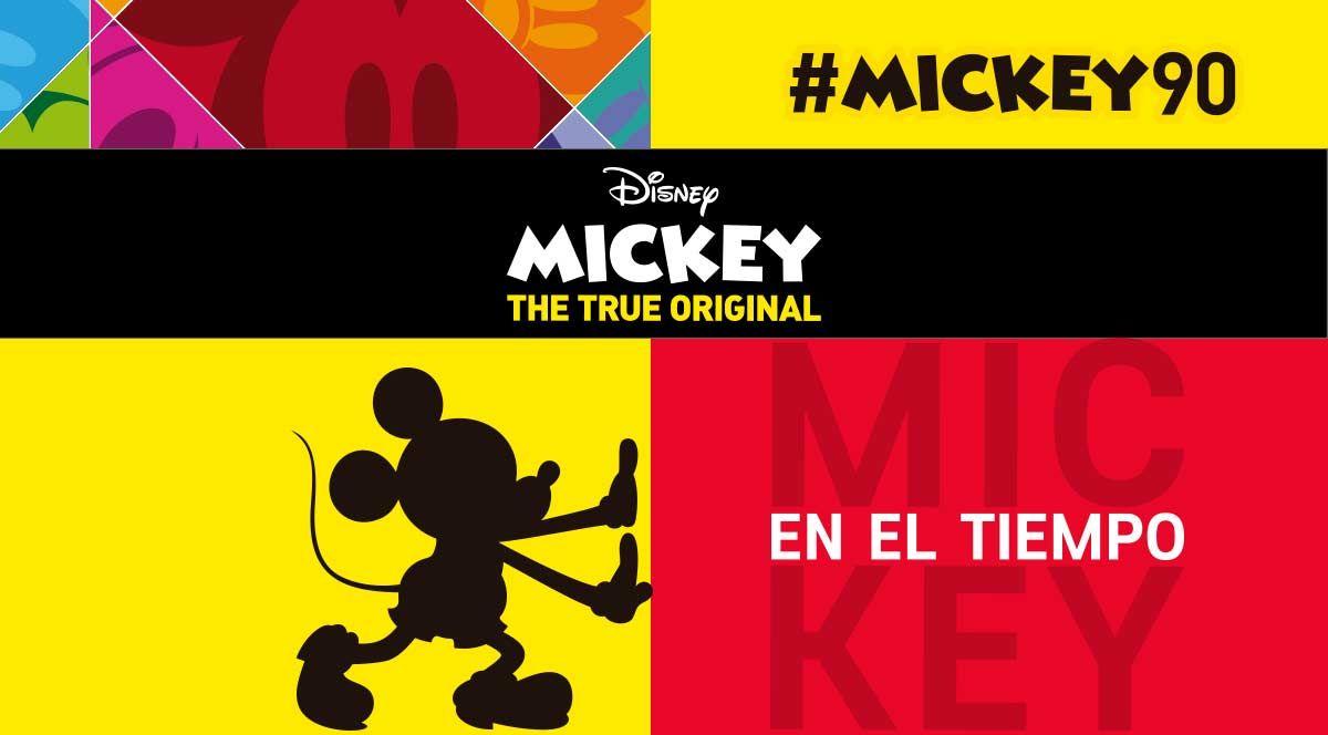 Mickey en Plaza Norte - Plaza Norte