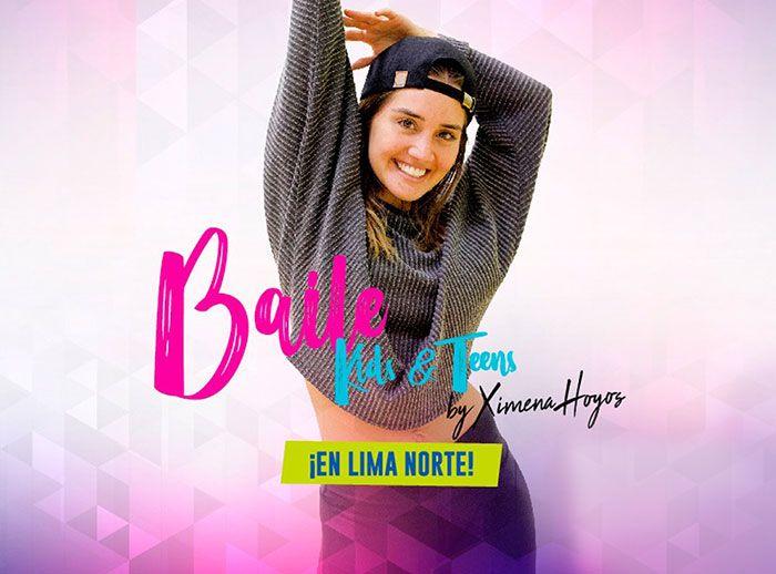 Clases de baile con Ximena Hoyos - Plaza Norte