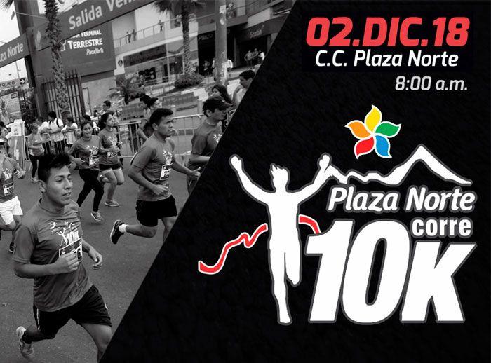 Plaza Norte Corre 10km - Plaza Norte