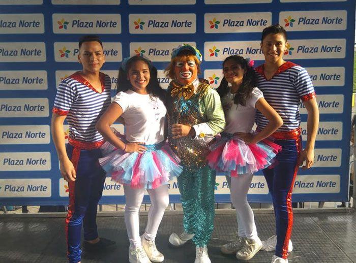 """SHOW INFANTIL """"TORNASOL"""" - Plaza Norte"""