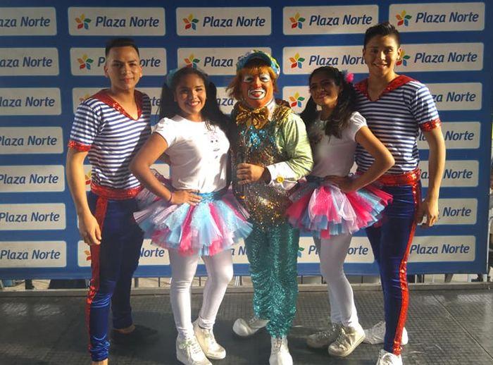 Show infantil - Plaza Norte