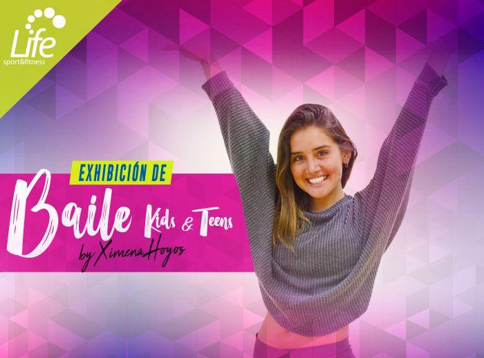 Baile Kids & Teens By Ximena Hoyos  - Plaza Norte