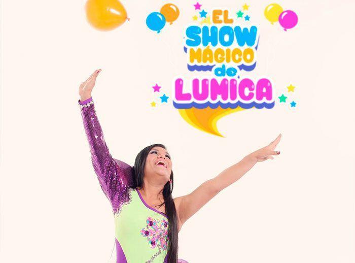 """EL SHOW MÁGICO DE """"LUMIKA"""" - Plaza Norte"""