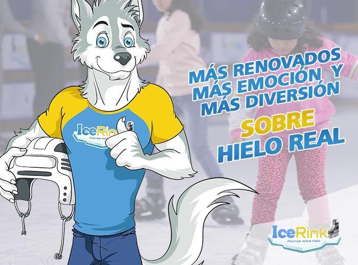 PATINAJE SOBRE HIELO ICE RINK - Plaza Norte