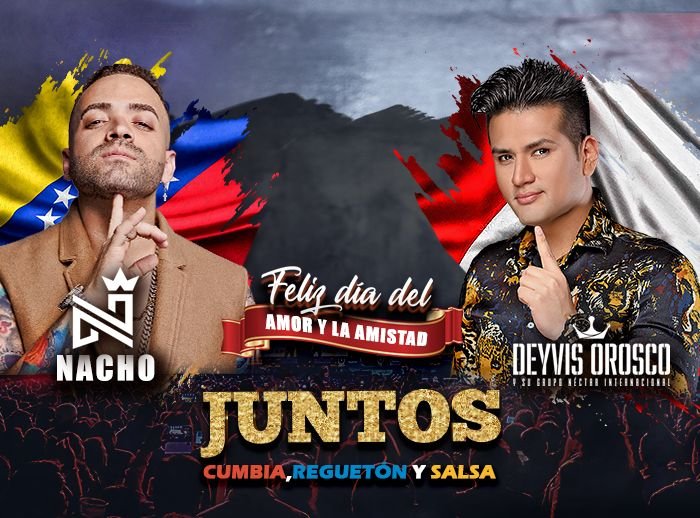 Concierto JUNTOS - Plaza Norte
