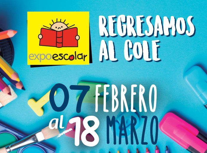"""""""EXPO ESCOLAR"""" - Plaza Norte"""