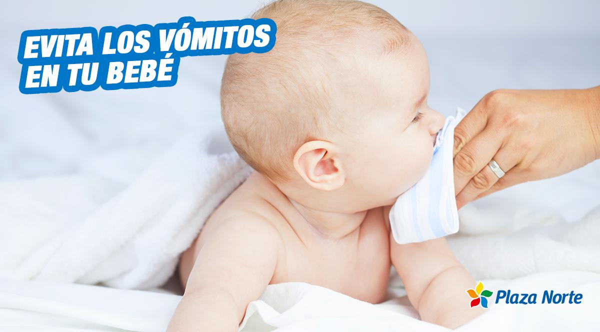 ¡EVITA LOS VÓMITOS DE TU BEBÉ EN VERANO! - Plaza Norte