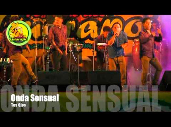 EDDY OCAMPO Y SU ONDA SENSUAL  - Plaza Norte