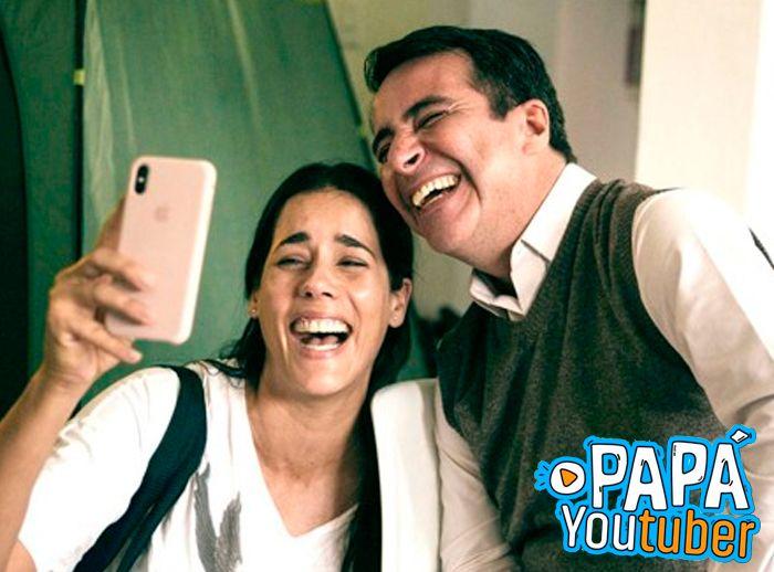 PAPÁ YOUTUBER - FIRMA DE AUTÓGRAFOS - Plaza Norte