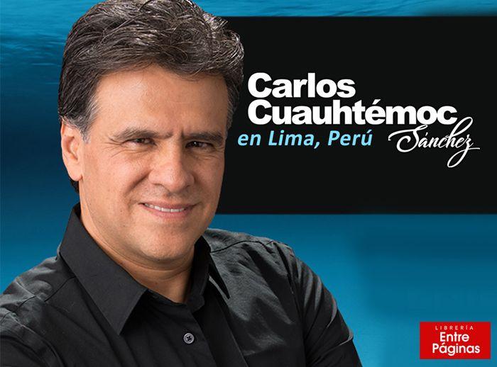 CARLOS CUAUHTÉMOC - PRESENTACIÓN Y FIRMA DE LIBROS - Plaza Norte