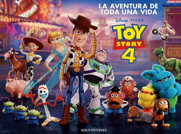 CONCURSO TOY STORY 4 - Plaza Norte