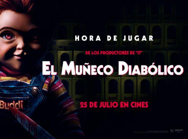 Concurso El Muñeco Diabólico - Plaza Norte