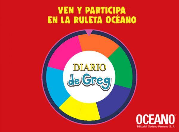 RULETA OCÉANO - DIARIO DE GREG - Plaza Norte