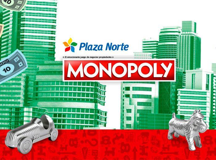 ACTIVACIÓN MONOPOLY EN PLAZA NORTE  - Plaza Norte