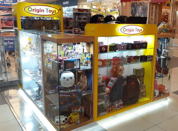 ORIGIN TOYS - Plaza Norte