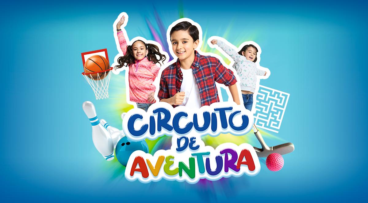 CIRCUITO DE AVENTURA - Plaza Norte