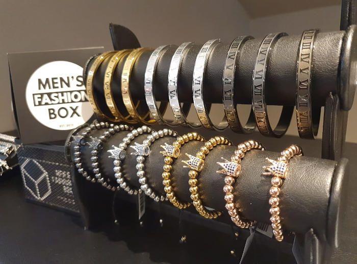 Men's Fashion Box - Plaza Norte