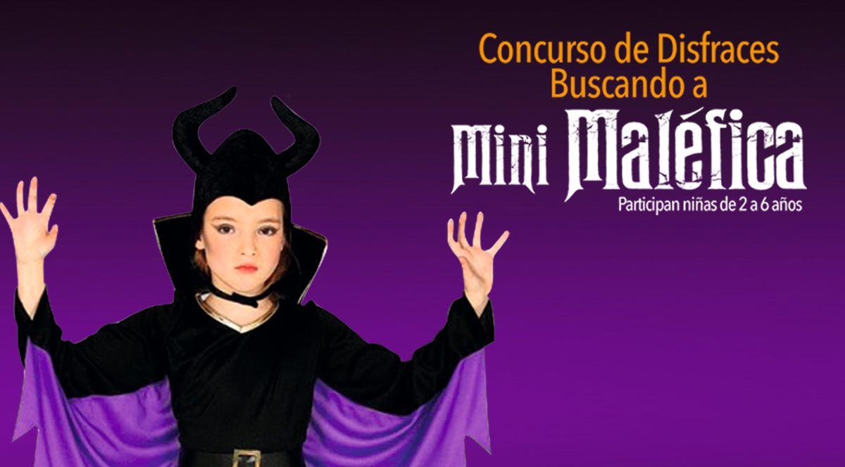 CONCURSO DE DISFRACES: BUSCANDO A MINI MALÉFICA  - Plaza Norte