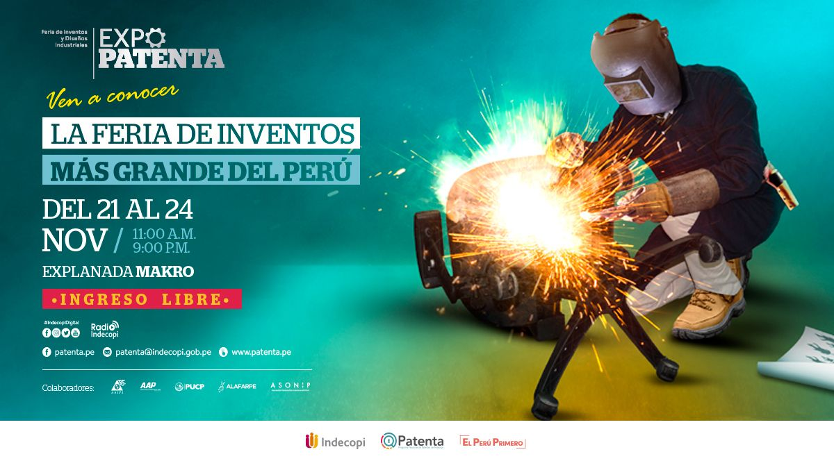 EXPO PATENTA  - Plaza Norte