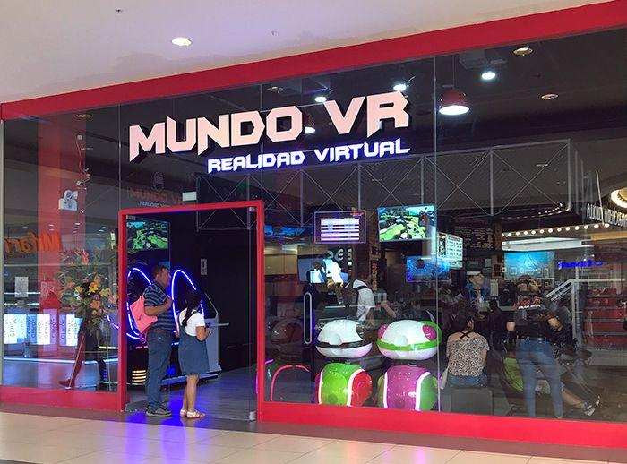 MUNDO VR  - Plaza Norte