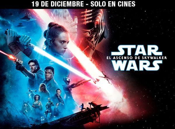 Concurso Avant premier Star Wars  - Plaza Norte