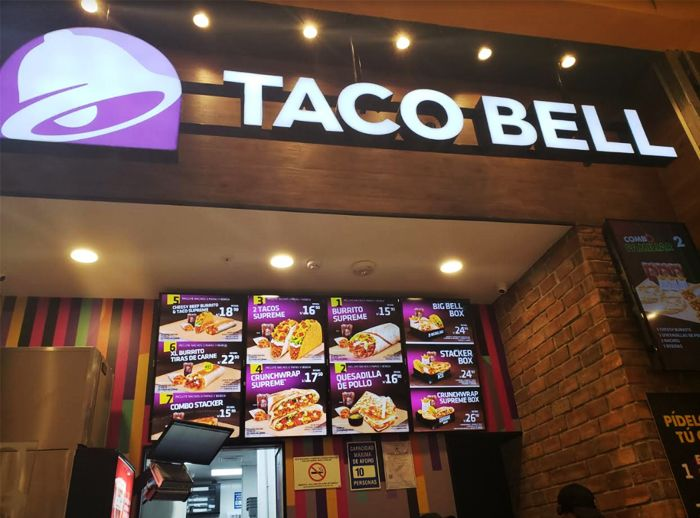 TACO BELL - Plaza Norte